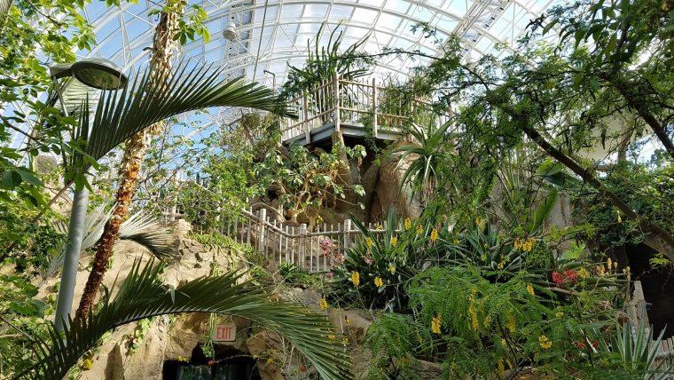 Oklahoma City Botanical Gardens Myriad Gardens Rv 39 Ing